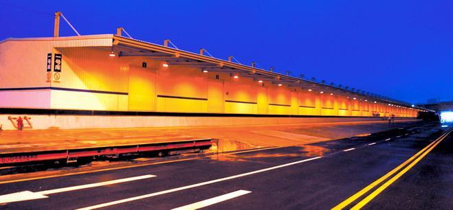 北京中铁吉盛物流基地