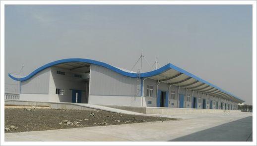 上海枢纽闵行铁路货场工程
