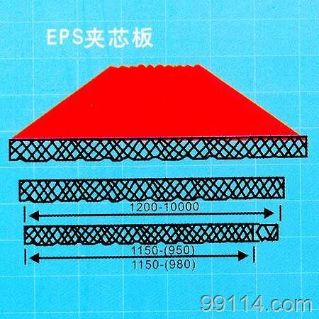 EPS夹心板