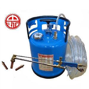 比乙炔节能80%以上的无压金属汽油焊割机