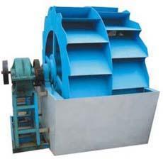 洗砂机设备/洗石机/轮式洗砂机