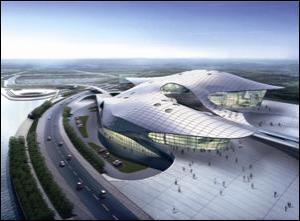 广州亚运会主场馆