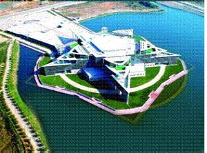 滨州国际会展中心工程