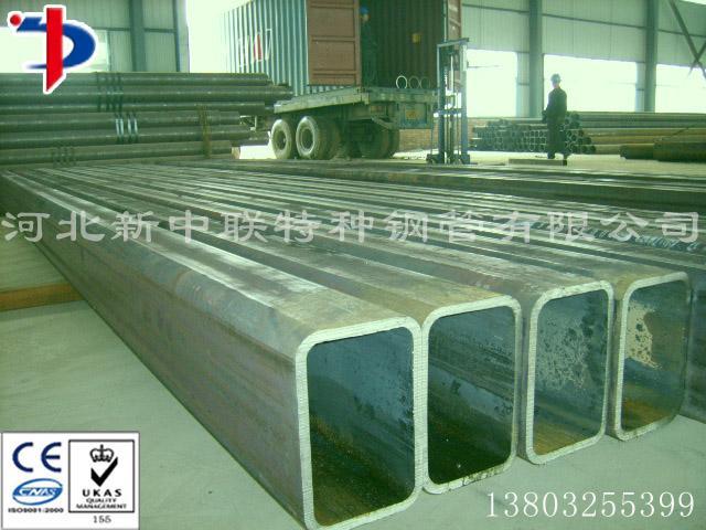单焊缝箱型柱 厚壁方形钢管 矩形钢管