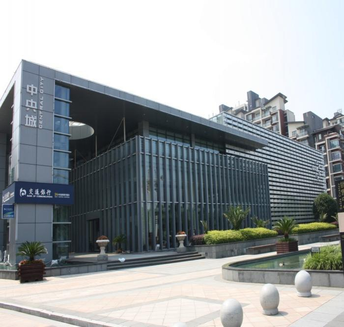 芜湖中央城会所(重钢)