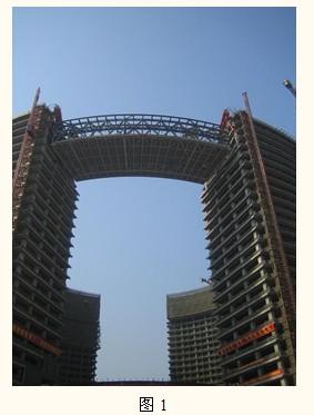 杭州市市民中心钢结构连廊吊装技术探讨