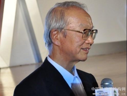 国际结构前薄格及空间结构学会会长  川口 卫   Prof. Mamoru Kawaguchi