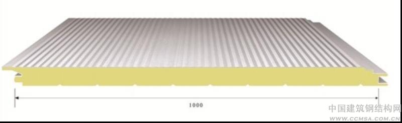 聚氨酯板  聚氨酯保温板 聚氨酯冷库板 聚氨酯夹芯板