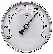 磁性钢板表面温度计