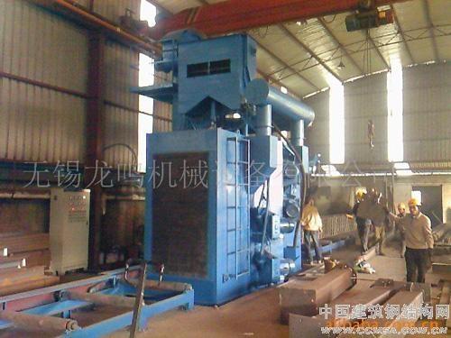 无锡钢结构抛丸机|常州钢结构抛丸机|苏州钢结构抛丸机  18751544776