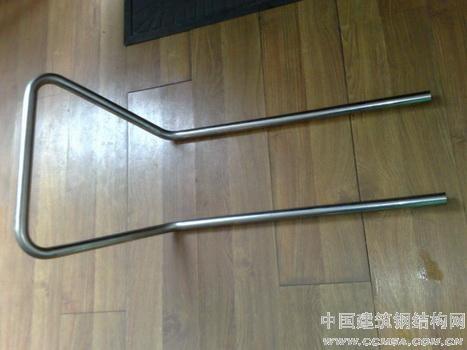 不锈钢扶手弯管加工