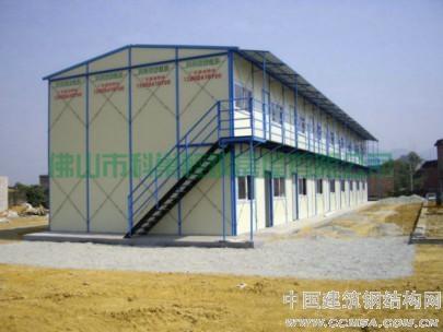 传统活动板房,轻钢传统活动板房