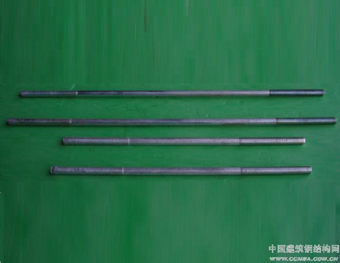 供应镀锌拉杆(串杆、双头螺栓)GB902