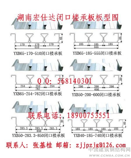 BD50楼承板,YXB50-200-600楼承板,YX50-200-600楼承板