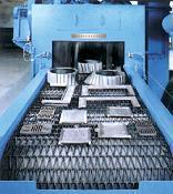 青岛吉瑞特专业供应QWD系列网带式抛丸清理机