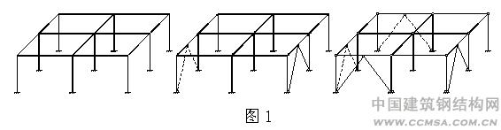 斜拉杆悬挑桁架结构