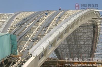 成都双流国际机场t2航站楼项目中铝镁锰合金