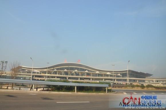 中部最大航站楼--长沙黄花机场t2