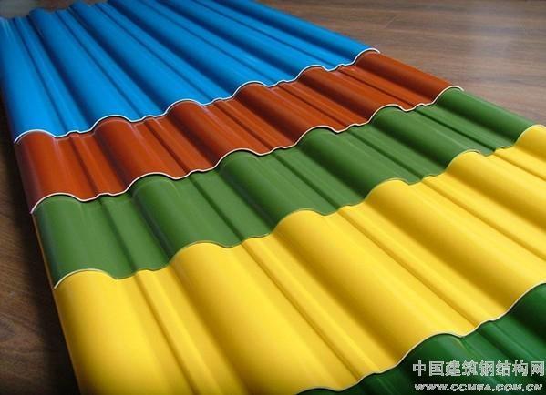 防腐板瓦解决彩钢生锈耐酸碱腐蚀