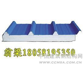 聚氨酯夹芯板保温板隔热板