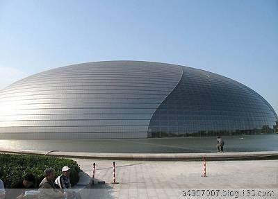 钢结构奇观:为中国而设计_西方建筑大师与中国建筑