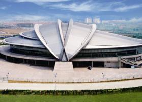 陕西建工--山东滨州奥体中心体育馆