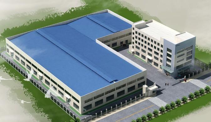 北京办公楼厂房设计