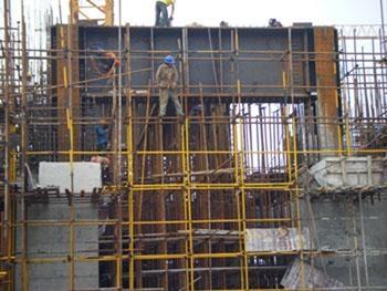 80厚H型型钢高建构件