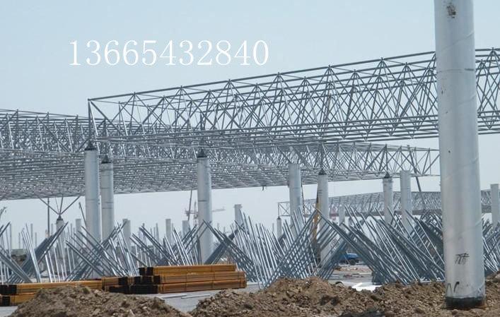 承接管桁架工程加工,管桁架安装