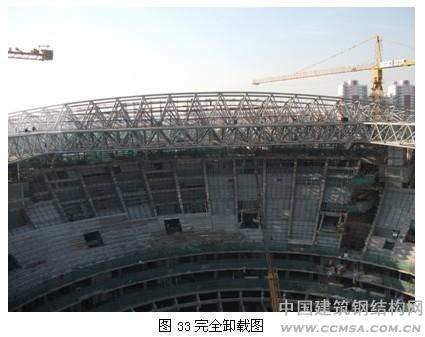 国家网球中心新馆钢结构网架工程安装技术