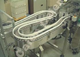 供应柔性输送机90度转弯,180°转弯,柔性设备