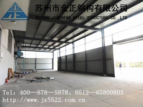 供应苏州简易钢结构厂房