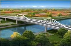 常州花博会桥梁工程