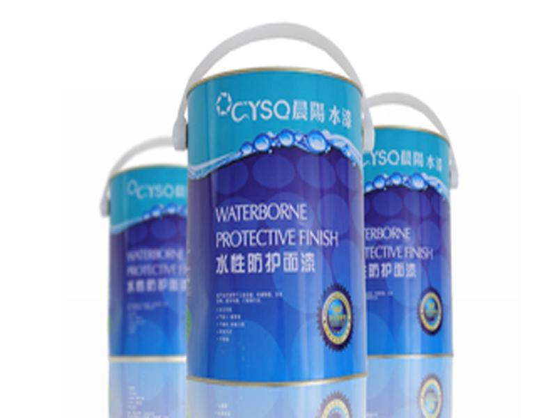 水性环氧防腐漆