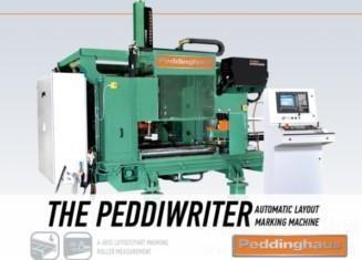 自动划线机--Peddiwriter 数控划线机