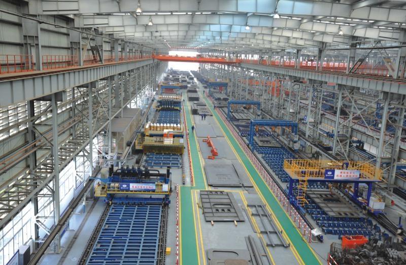 桥梁钢构高效焊接设备