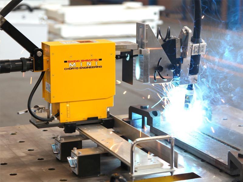 全自动MINI焊接机器人