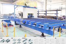 型材机器人切割系统