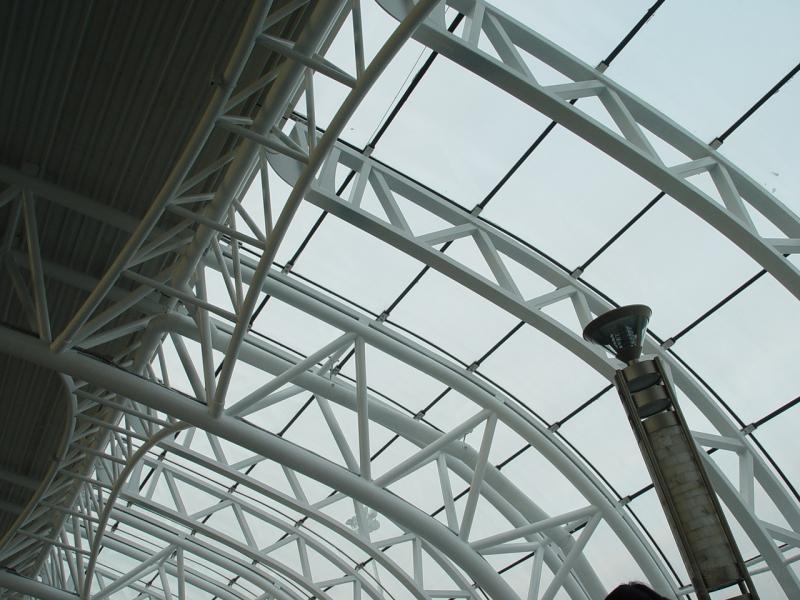 石家庄网架|网架公司|钢网架|网架配件|螺栓球|管桁架