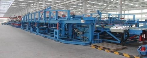 波浪腹板H型钢被广泛应用于门式刚架结构