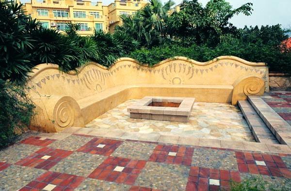 环境-棕榈园设计