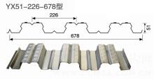 合肥楼承板厂家销售678型楼承板,厂家直销