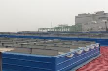 薄型屋顶通风器(桁架式)