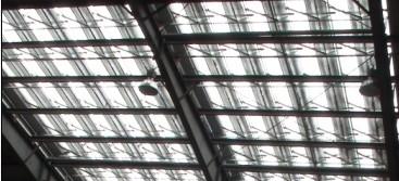 电动采光排烟天窗(避风型)