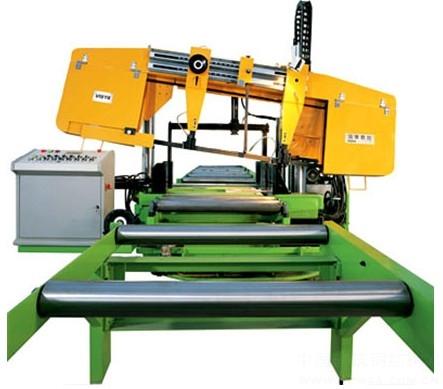 数控型钢带锯床