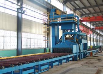 钢结构多功能抛丸机