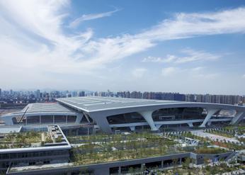 新建杭州东站