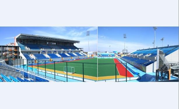 奥林匹克-曲棍球场
