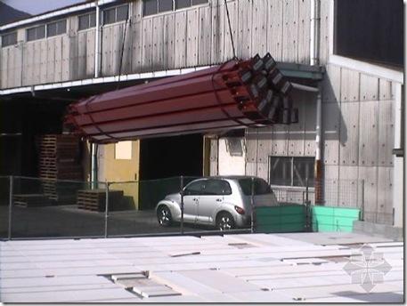 日本钢结构住宅建造过程--中国建筑金属结构协会建筑