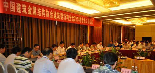 来自全国38家副会长单位约60位代表出席大会